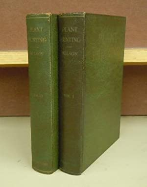 Ernest H. Wilson: Plant Hunting, two volumes