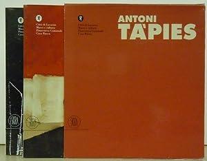 Antoni Ta'pies 2 vol: Renato Barilli; Andreas Franzke