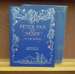 Peter Pan and Wendy: J. M. Barrie; Debra McFarlane, illustrator
