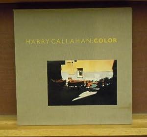 Harry Callahan : Color, 1941-1980: Robert Tow and Ricker Winsor, editors