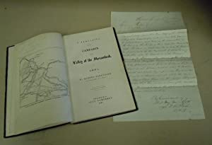 A Narrative of the Campaign in the Valley of the Shenandoah in 1861: Robert Patterson