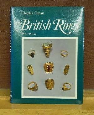 British Rings, 800-1914: Charles Oman