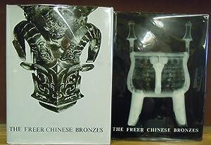 The Freer Chinese Bronzes: Volume I, Catalogue; Volume II, Technical Studies: John Alexander Pope, ...