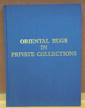 Oriental Rugs in Private Collections: L. W. Harrow, editor