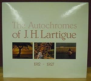 The Autochromes of J. H. Lartigue, 1912-1927: Georges Herscher in conversatoin with J. H. Lartigue
