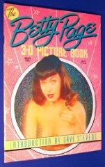 The Betty Page 3-D Picture Book: Stevens, Dave, Intro