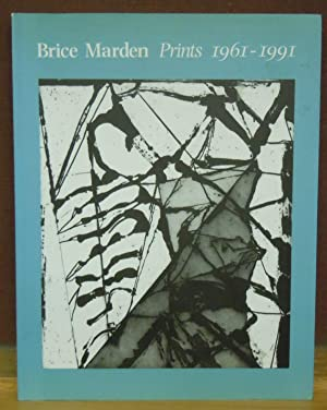 Brice Marden, Prints 1961-1991, A catalogue raisonne