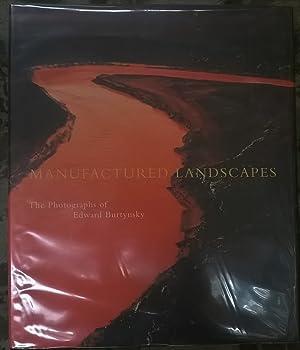 Manufactured Landscapes: The Photographs of Edward Burtynsky: Edward Burtynsky; Lori