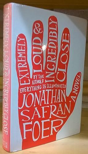 Extremely Loud & Incredibly close: Jonathan Safran Foer