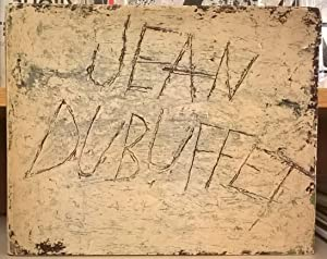 The Drawings of Jean Dubuffet: Daniel Cordier