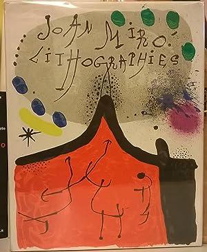 Joan Miro: Lithographs, Volume 1 (c271): Joan Miro; Michel
