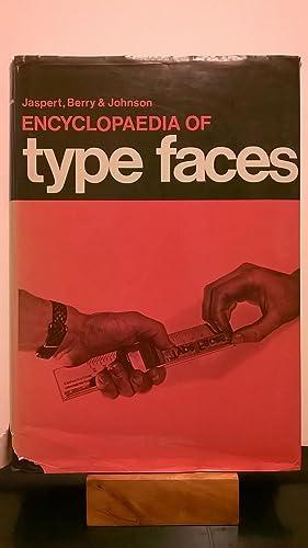 The Encyclopedia of Type Faces: W. Pincus Jaspert,