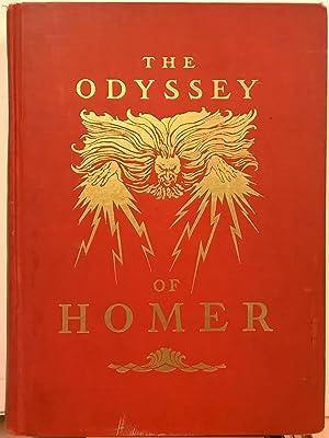 The Odyssey of Homer: Homer, George Herbert
