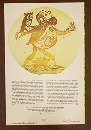 December 1969 Portfolio (Broadside)