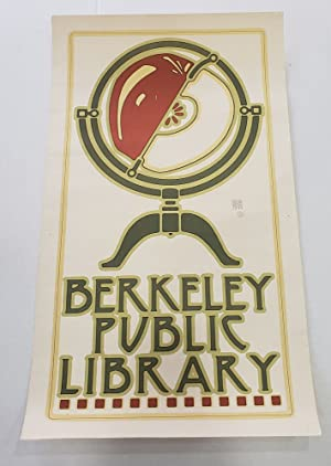 Goines Berkeley Public Library Poster