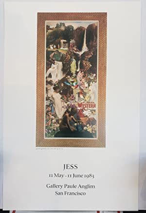 Jess 11 May - 11 June 1983 Poster