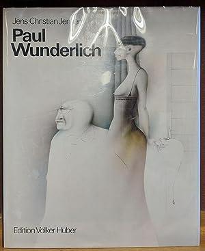Paul Wunderlich eine Werkmonogranphie: Jensen, Jens Christian