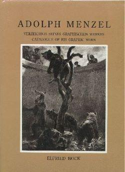 Adolph Menzel: Catalogue of His Graphic Work: Bock, Elfried