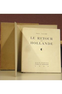 Le Retour de Hollande suivi de Fragment d'un Descartes: Valery, Paul