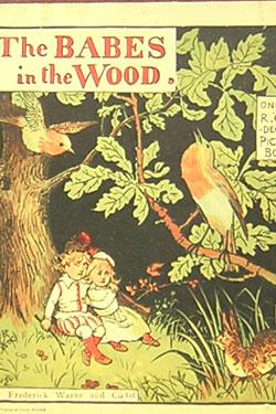 The Babes in the Wood: Caldecott, Randolph