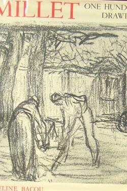 Millet: 100 Drawings: Bacou, Roseline