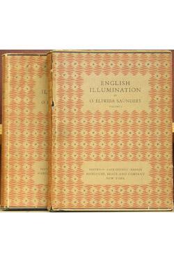 English Illumination: O. Elfrida Saunders