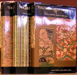 Textile Designs of Japan: Japan Textile Color