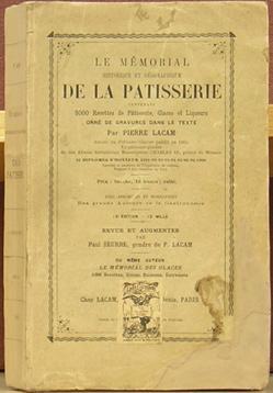 Le Memorial Historique et Geographique de la: Lacam, Pierre.