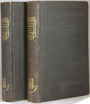 The Life of Samuel Johnson, LL. D., Including A Journal of a Tour to the Hebrides by James Boswell,...