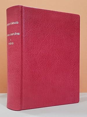 Oeuvres Completes, Poesies: Rimbaud, Arthur