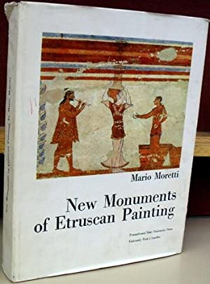 New Monuments of Etruscan Painting: Moretti, Mario