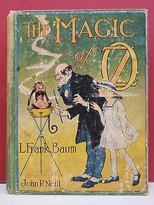 Magic of Oz: L. Frank Baum