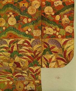 Textile Designs of Japan, I: Designs Composed Mainly in Free Style. 3 volumes: Japan Textile Color ...