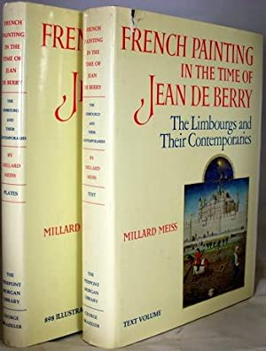 French Painting in the Time of Jean de Berry: The Limbourgs and Their Contemporaries (2 vols.): ...