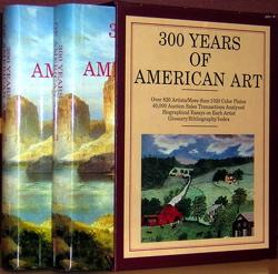 300 Years of American Art.: Zellman, Michael David.