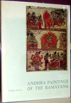 Andhra Paintings of the Ramayana: Mittal, Jagdish