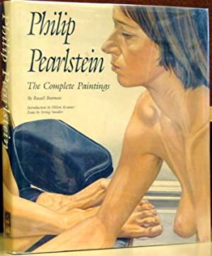 Philip Pearlstein: The Complete Paintings.: Bowman, Russell.