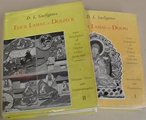 Four Lamas of Dolpo: Tibetan Biographies: volume I, Introduction & Translations; volume II, ...