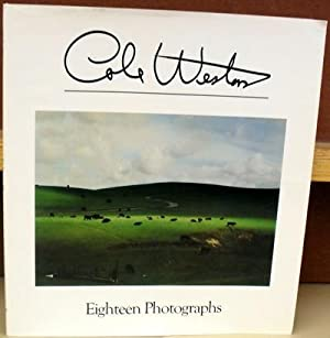 Eighteen Photographs.: Weston, Cole.