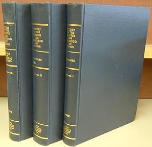 History of the Greater San Francisco Bay Region (3 Volumes): Kinnard, Lawrence