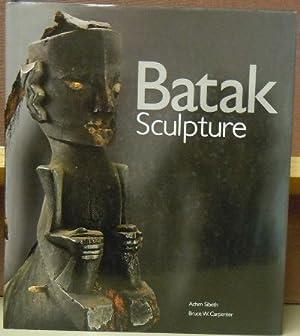 Batak Sculpture: Sibeth, Achim; Carpenter,