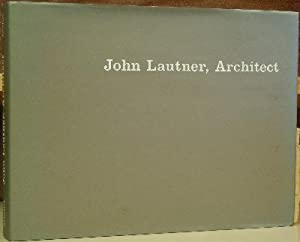 John Lautner, Architect