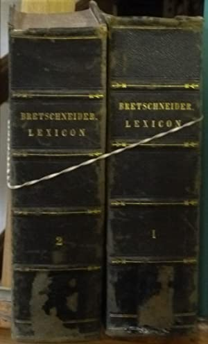Lexicon Manvale: Bretschneider, Carolo Gottlieb