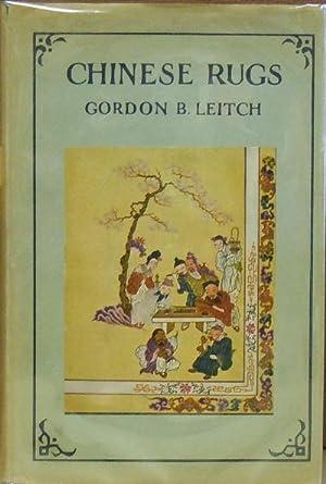Chinese Rugs: Leitch, Gordon B.