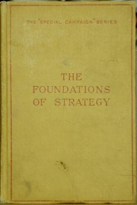 The Foundations of Strategy: Johnstone, H. M.
