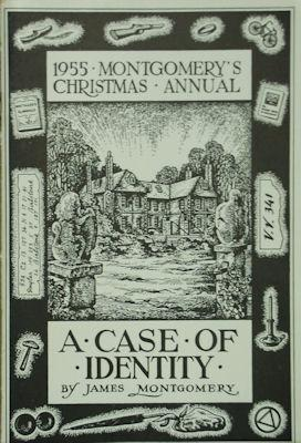 1955 Montgomery's Christmas Annual: Montgomery, James