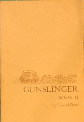 Gunslinger Book II: Dorn, Edward