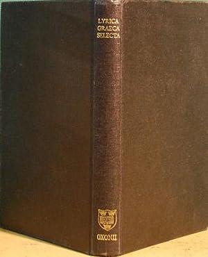 Lyrica Graeca Selecta: Page, Denys L.