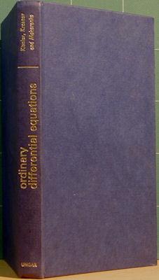 Ordinary Differential Equations: Kiselev, A. I.; Krasnov, M. L.; Makarenko, G. I.