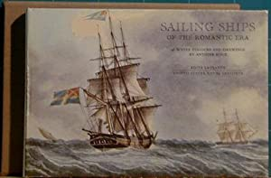 Sailing Ships of the Romantic Era: A 19th Century Album of Water Colours: Roux, Antoine